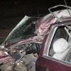 На Теофіпольщині врятовано двох пасажирів автомобіля, що потрапив у ДТП