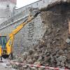 Директор музею: ділянка стін Кам'янець-Подільської фортеці – в аварійному стані