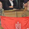 Хмельницька облрада підтримала вивішення червоно-чорного прапору на адміністративних будівлях