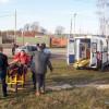 У Славуті під час розваг на потязі 12-річного хлопчика вразило струмом