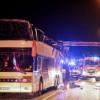 Туристичний автобус з Хмельниччини розбився у Будапешті, десятки травмованих