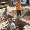 У Кам'янець-Подільському замку виявлено жіноче поховання часів Київської Русі