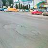 У Кам'янці-Подільському повторно перероблять дорогу, на якій вкрадено 3 млн грн.