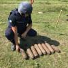 На Хмельниччині знищено 8 авіаційних бомб