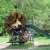 Комунальники Симчишина за 110 тисяч підрихтують металеві скульптури Мазура