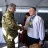 На Хмельниччині Порошенко зустрівся з ветеранами АТО