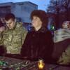 До п'ятої річниці Євромайдану в Хмельницькому вшанували Героїв Небесної Сотні
