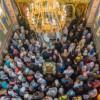 На Хмельниччині релігійна громада УПЦ МП злилася з Київським патріархатом і ввійшли до ПЦУ