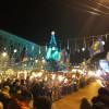 Кілька сотень хмельничан смолоскипним маршем відзначили День народження Бандери