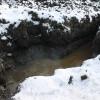 Кам'янець-Подільський залучає киян для пошуку цистерн з дизпальним, яке виступає з-під землі
