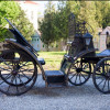 Музей-заповідник Кам'янця-Подільського купив ковану карету у місцевого підприємця
