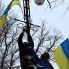 На Хмельниччині Правий сектор агітував вірян УПЦ МП переходити до ПЦУ