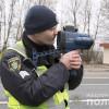 За тиждень радари TruCAM виявили144 водія-порушника на дорогах Хмельницької області