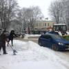 У Хмельницькому приватний управитель, якого влада оштрафувала за не розчистку снігу, подав до суду і програв