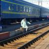 У Хмельницькому поліція оштрафувала чоловіка за порушення переходу через залізницю