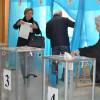Стала відома перша явка виборців на Хмельниччині