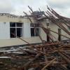 У Ямполі буревій повністю зруйнував перекриття їдальні школи-інтернату