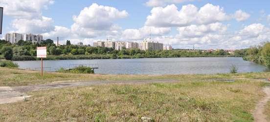 Влада планує витратити понад 7 млн грн на капремонт зони відпочинку довкола водойми в мікрорайоні Озерна