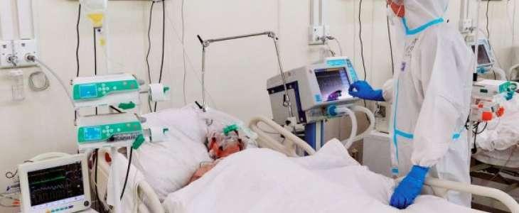 """На Хмельниччині завантаженість """"ковідних"""" ліжок з киснем – менше 30%"""