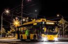 На час проведення фестивалю «Джаз-Фест Поділля» у Хмельницькому курсуватимуть додаткові тролейбуси