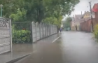 Після дощів у Хмельницькому вирішили оновити стічний колектор на Парковій