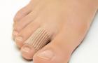 Захист пальців ніг