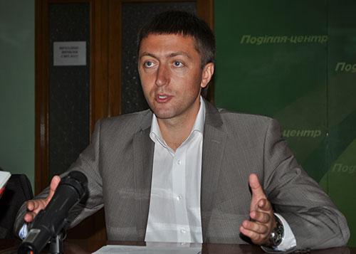 Сергій Лабазюк. Фото Віталія Тараненка