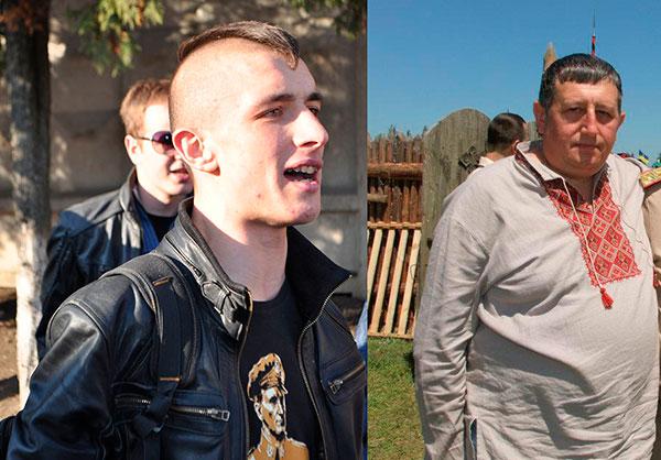 Віктор Бурлик і Сергій Скоробагатий