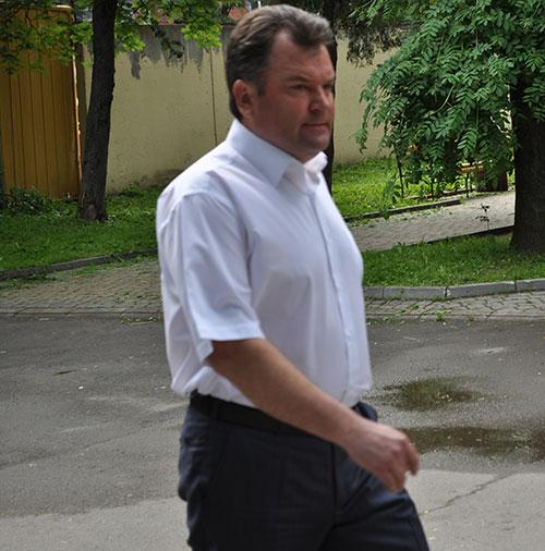 Сергій Мельник. Фото Віталія Тараненка