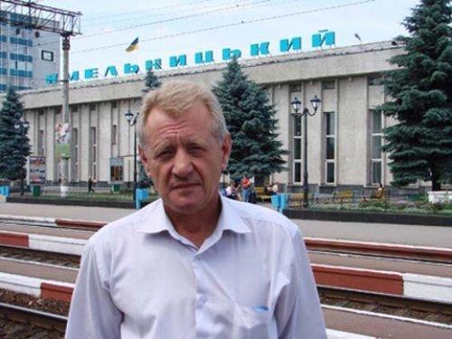 Президент футбольного клубу «Динамо» Валерій Крохан. Фото ye.ua