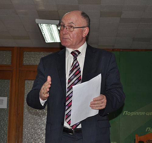 Йосип Ядуха. Фото Віталія Тараненка