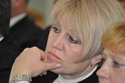 Тетяна Власюк. Фото Віталія Тараненка