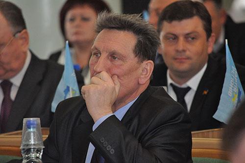 Михайло Войтюк. Фото Віталія Тараненка