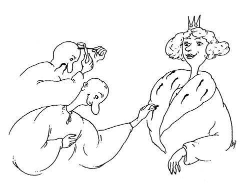 Малюнок Анатолія Казанського