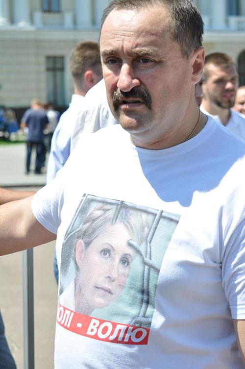 Василь Кравчук. Фото Віталія Тараненка