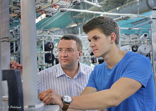 Дмитро Червонюк з батьком. Фото Анатолія Похилюка