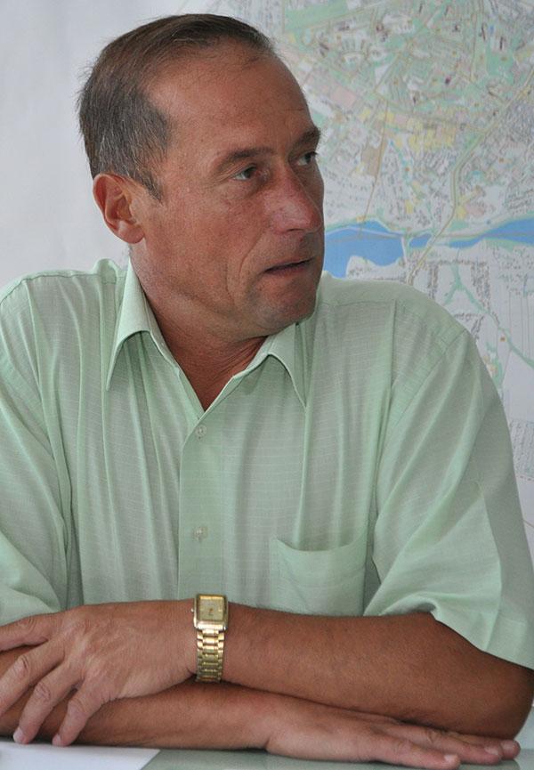 Валерій Лесков. Фото Віталія Тараненка