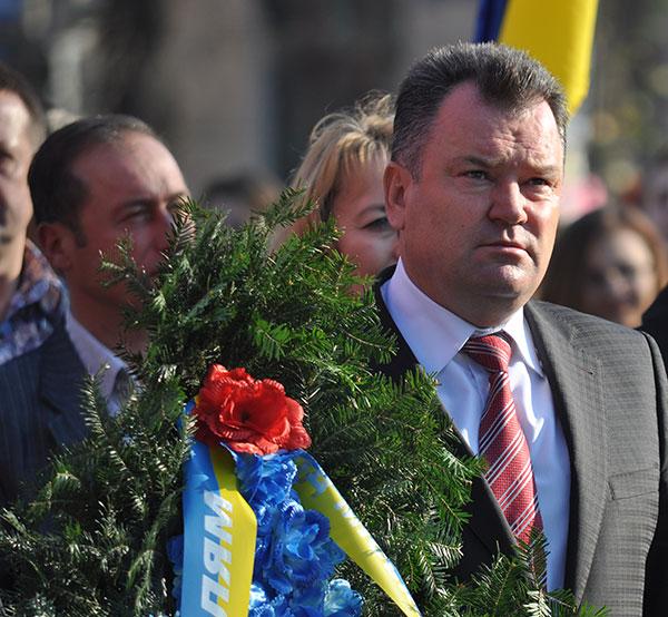 Сергій Мельник (на передньому плані). Фото Віталія Тараненка