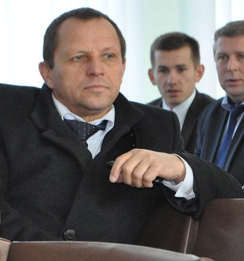 Микола Мельничук. Фото Віталія Тараненка