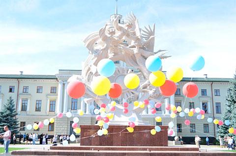 Монумент. Фото Віталія Тараненка