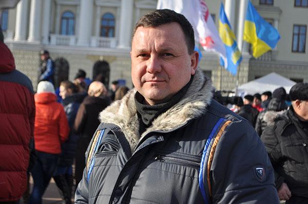 Фото Віталія Тараненка