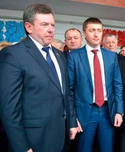 """Бюджетна комісія засумнівалася у грошах на округ Лабазюка. Голова РДА відреагував: я вас """"порву"""""""