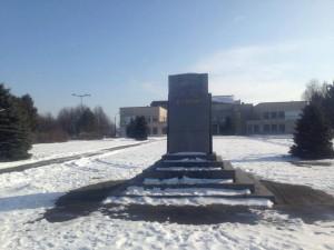 На Хмельниччині одним пам'ятником Леніна стало менше