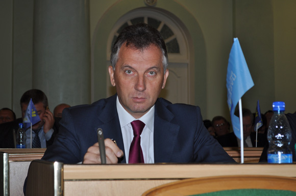Віталій Олуйко. Фото Віталія Тараненка