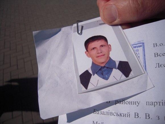Олександр Клітинський. Фото з Вконтакті
