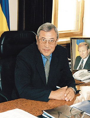 Віктор Лундишев. Фото bpart.kiev.ua