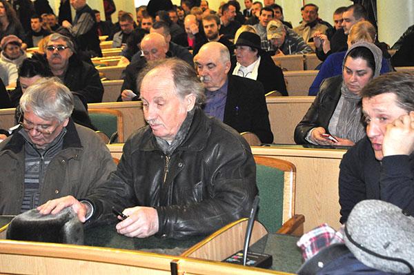 """Засідання Ради """"Майдану"""". Фото ВіталіяТараненка"""