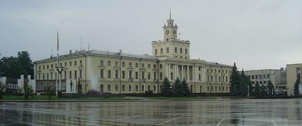 Хмельницька ОДА. Фото wikimapia.org