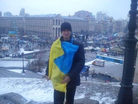 Фото з Вконтакте Артема Мазура