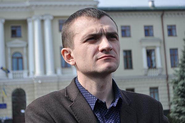 Олександр Симчишин. Фото Віталія Тараненка